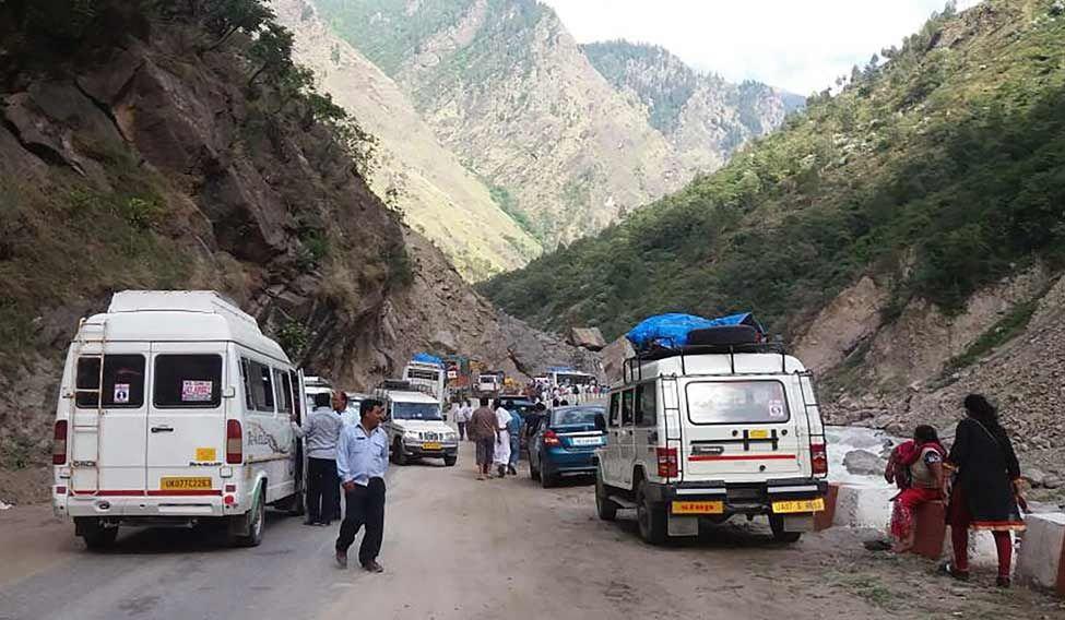 INDIA-ACCIDENT-LANDSLIDE