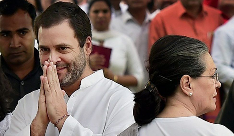 Clash erupts between Congress, BJP workers during Rahul's Amethi roadshow