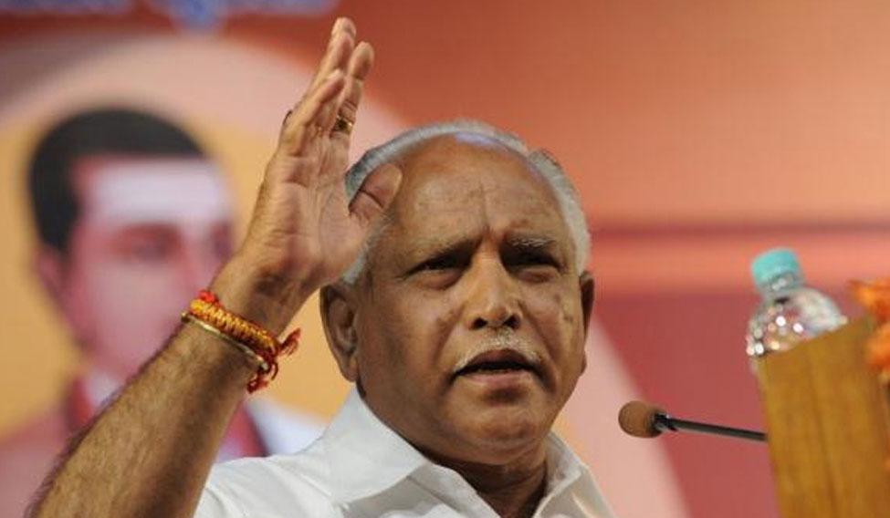Despite chaos, Yedyrappa as new CM - Governor favoring BJP?