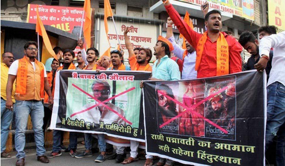 Padmavati-protest-PTI