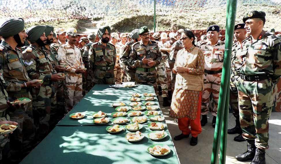 China objects to sitharaman 39 s visit to arunachal pradesh for Arunachal pradesh cuisine