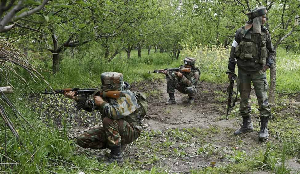 Jammu and Kashmir, Rajouri: 4 Soldiers killed in the attack, one injured