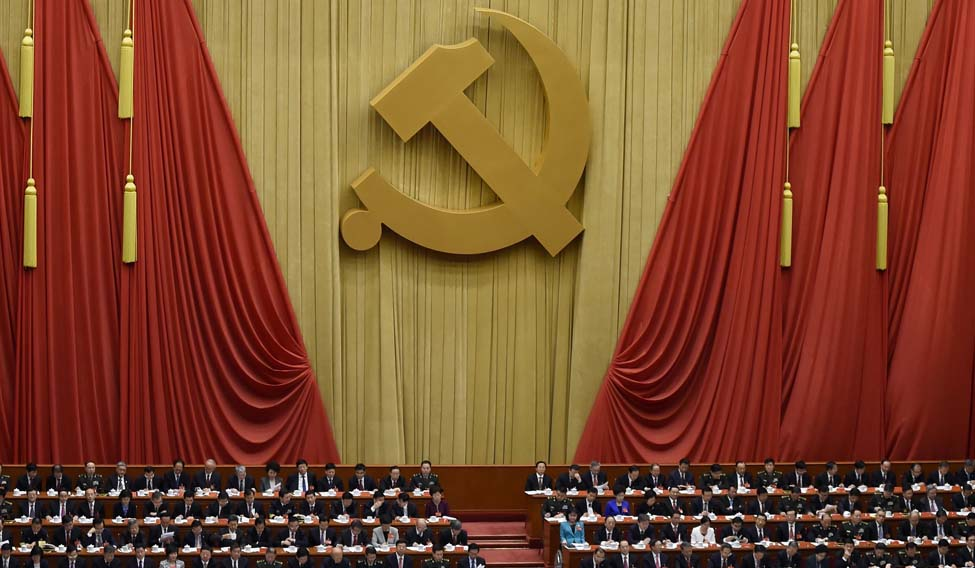 TOPSHOT-CHINA-POLITICS-CONGRESS