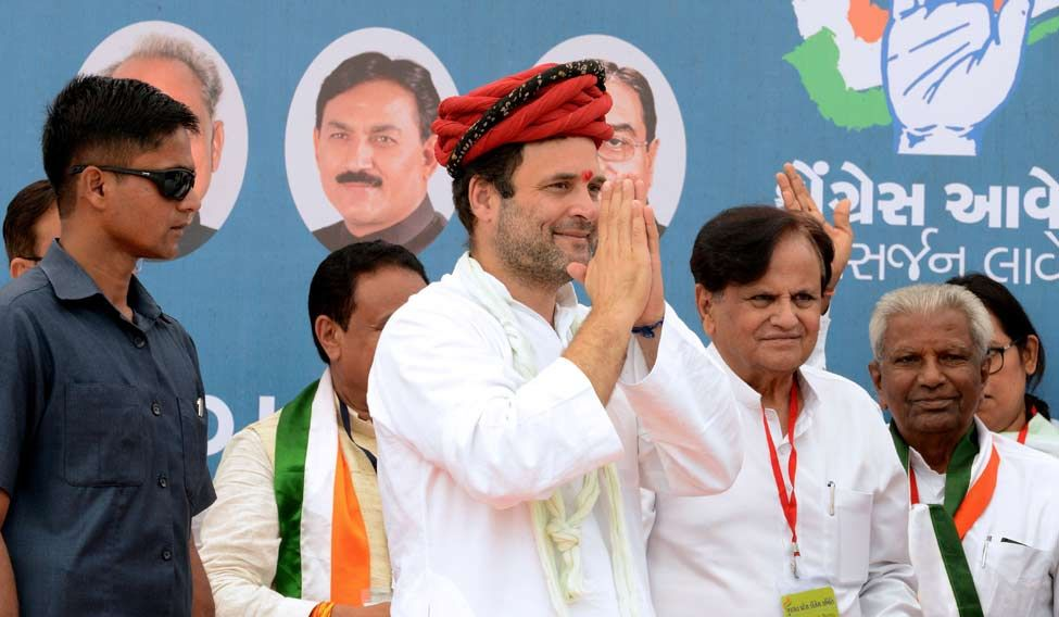 Naidu sends privilege notice against Rahul Gandhi to Lok Sabha