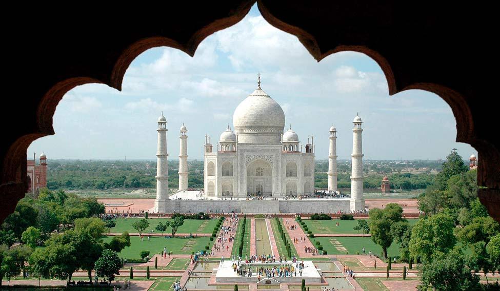 Image result for taj mahal, reuters
