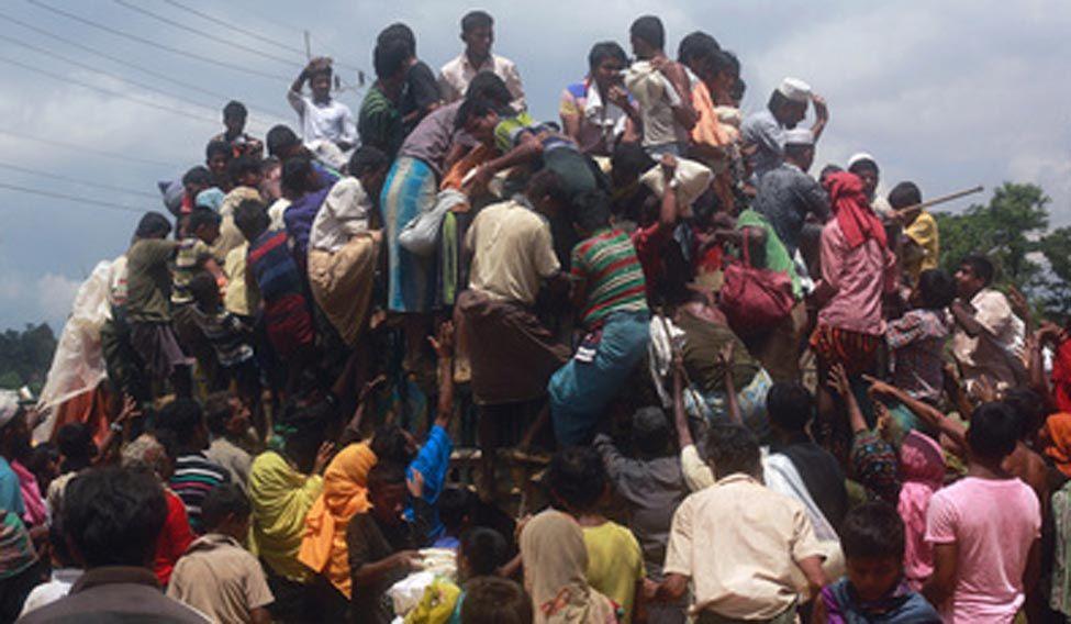 rohingya-aid-india