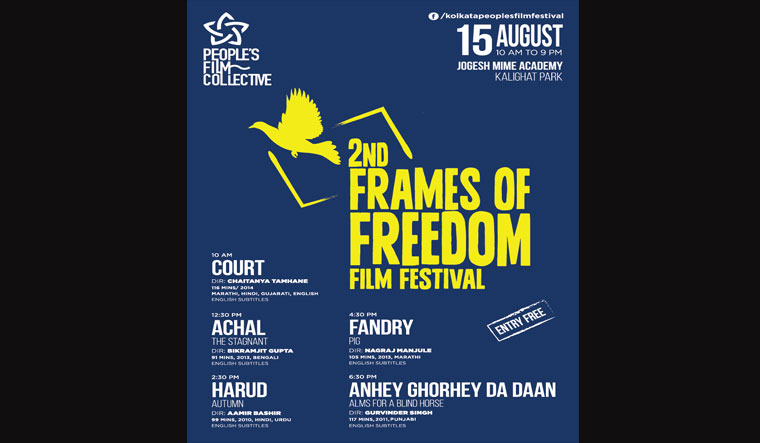 Court, Fandry among the highlights of Frames of Freedom film fest on August 15