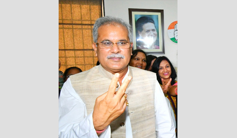 Bhupesh Baghel appointed chief minister of Chhattisgarh