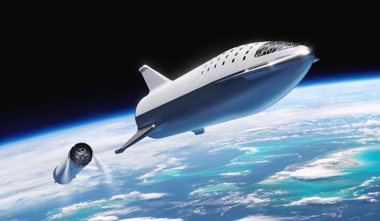 Elon Musk renames BFR spacecraft to 'Starship Super Heavy'