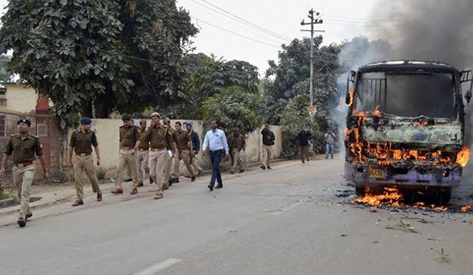Main accused in Dalit students lynching held