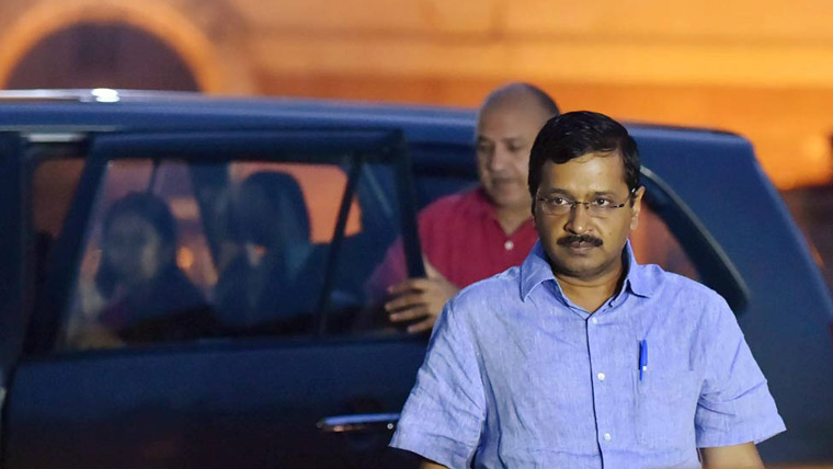 Kejriwal's Apology Fallout: Before Splitting AAP & LIP 'Chargesheet' Against Punjab Govt