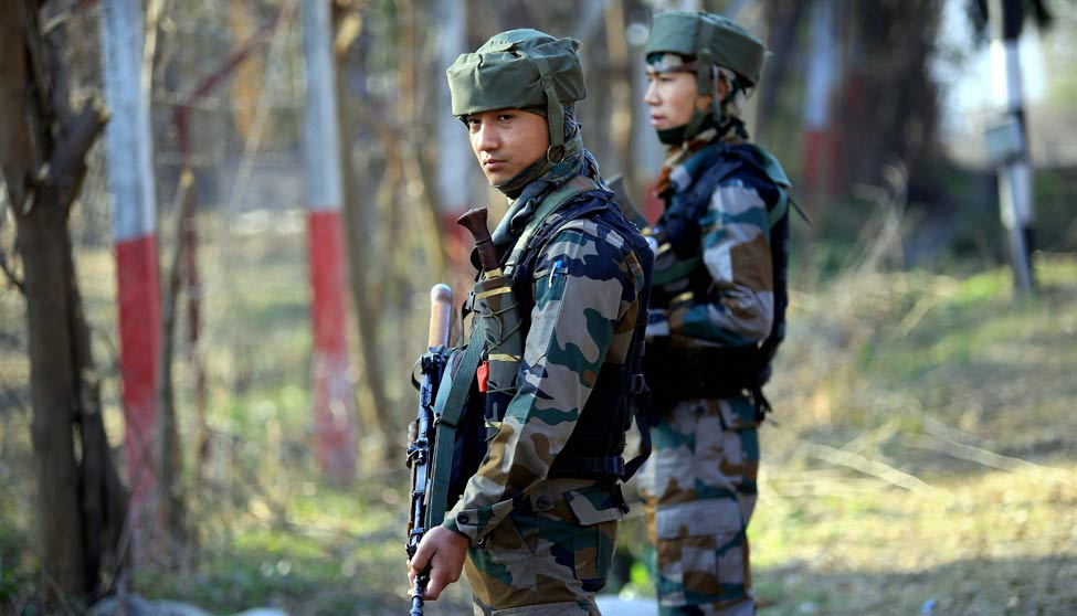 J&K: 4 soldiers including a Captain killed in Pak shelling