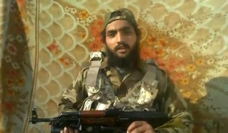 Pakistani mastermind behind Sunjwan attack killed in the Valley: Army