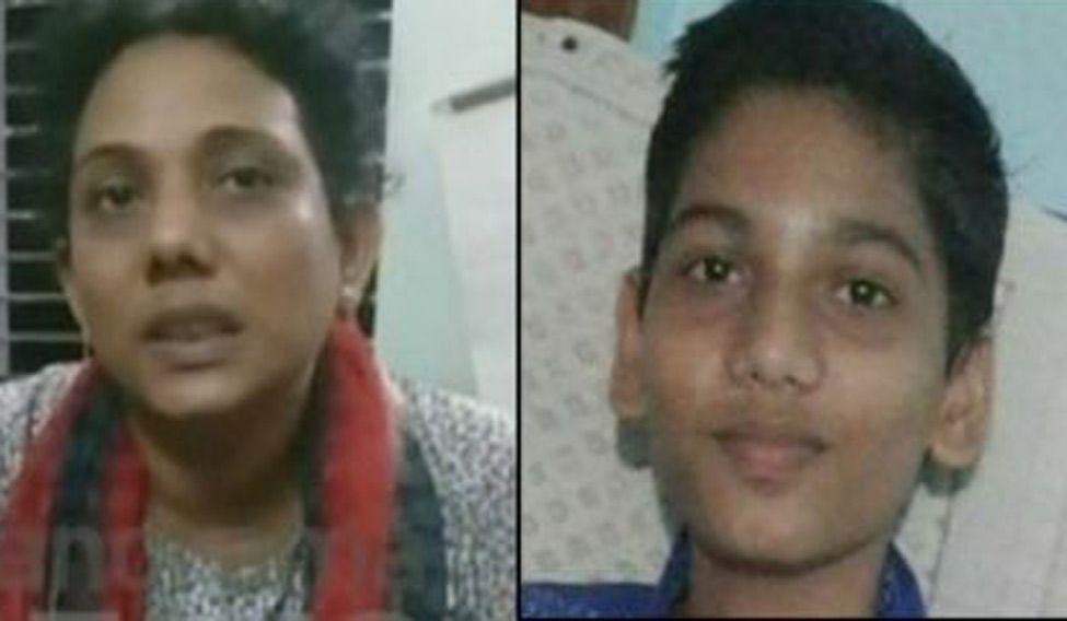 Kerala woman burns to death teenage son