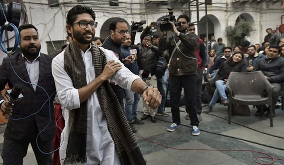 PM Modi must break silence on violence against Dalits, says Jignesh Mevani