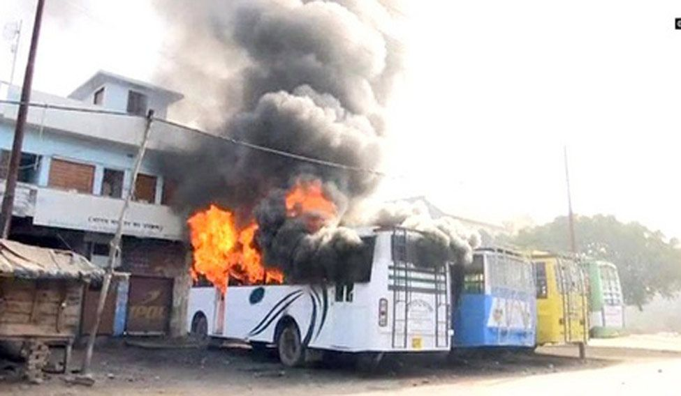 Curfew in Uttar Pradesh's Kasganj after communal clash