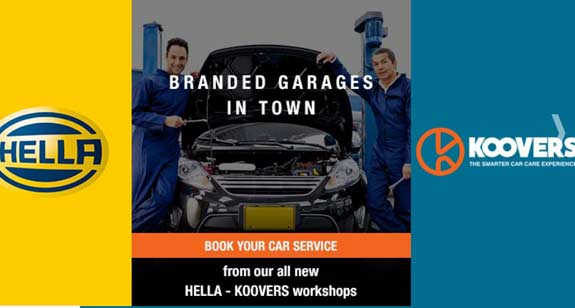 This start up aims at changing service offerings of multi-brand car garages