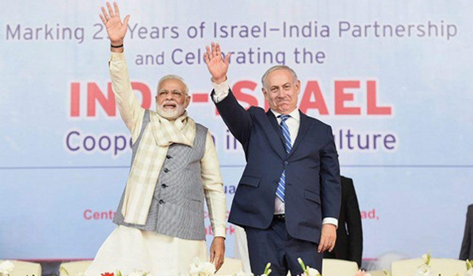PM Modi, Benjamin Netanyahu to hold roadshow in Ahmedabad