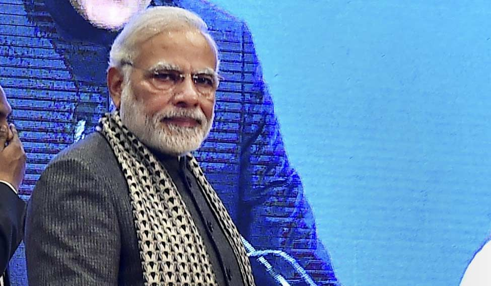 Modi to meet Palestine president Mahmoud Abbas today