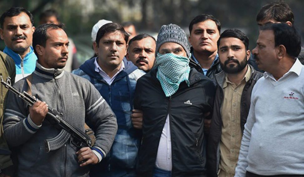 Man suspected of plotting serial Gujarat, Delhi blasts arrested in India