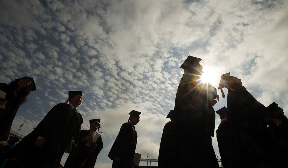 Higher education enrolments up by 8.2 million between 2010