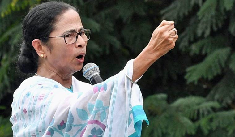 West Bengal Chief Minister Mamata Banerjee | Salil Bera