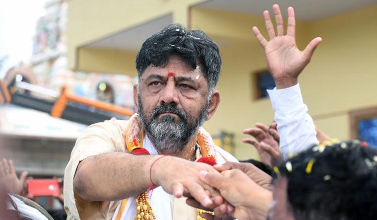 D.K. Shivakumar | PTI