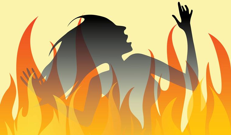 self-immolation rep