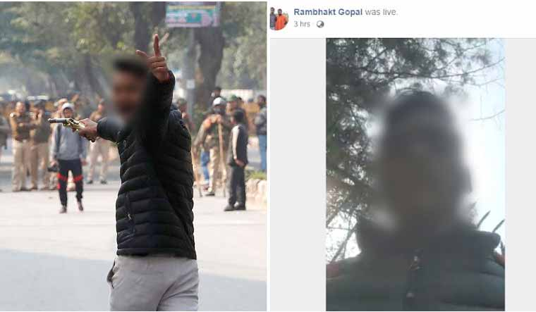 Who is the Jamia shooter