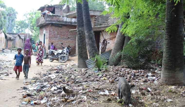 churaman-nagar-waste-puja