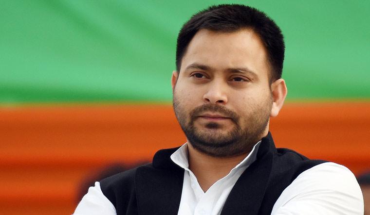 RJD leader Tejashwi Yadav   Salil Bera