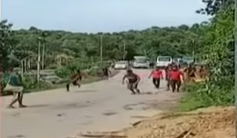 Tension along Assam-Mizoram border after violence; CMs fight on Twitter