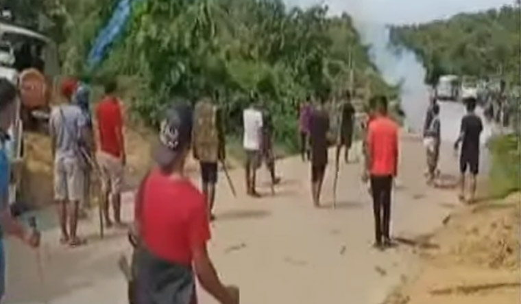 Six Assam policemen killed in border clashes with Mizoram; Amit Shah talks to CMs