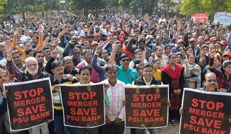 bank-strike-jabalpur-pti