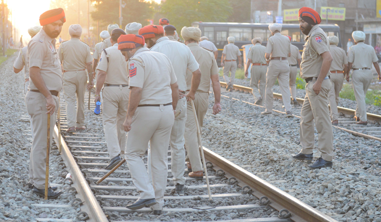 Amritsar train incident: FIR filed