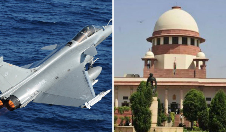 Political tussle over Rafale verdict reaches tipping point