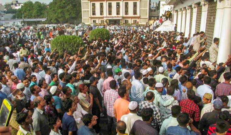 Telangana: AIMIM wins 7 seats, retains hold in Old City of