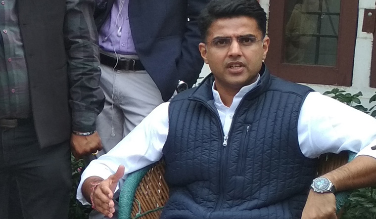 Congress plans to disqualify Sachin Pilot, other MLAs