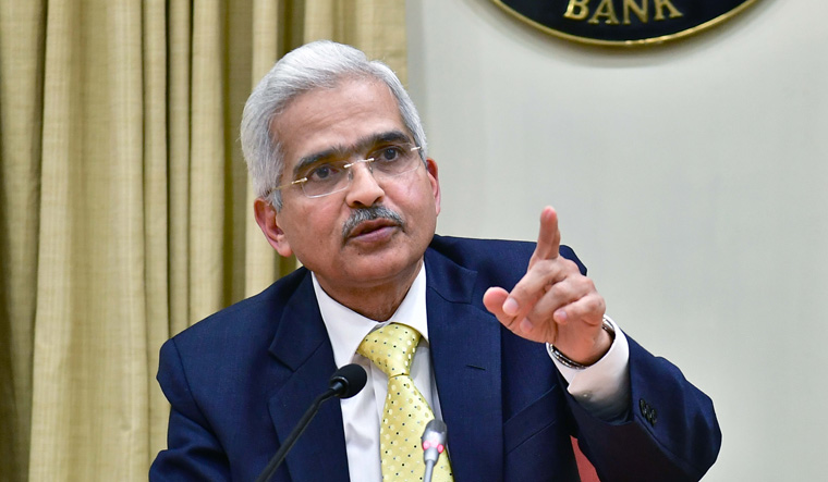 RBI Governor Shaktikanta Das stresses on consultative approach to solve issues