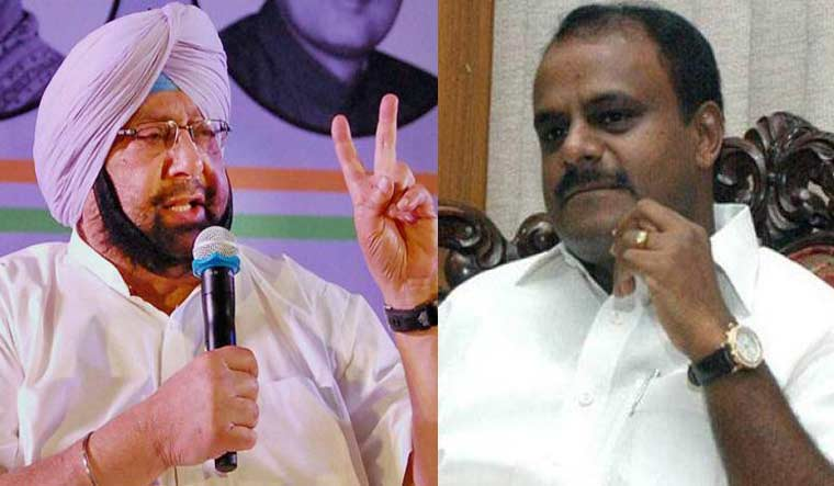 Punjab, Karnataka CMs in list of criminal cases pending against MLAs