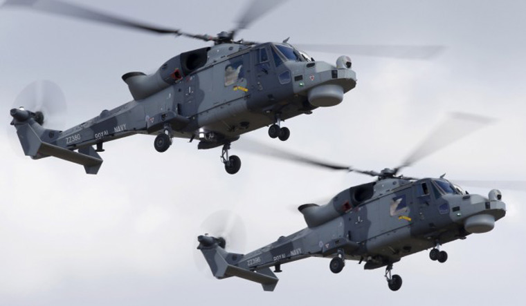 India had signed the deal to ferry VVIP helicopters for Rs 3,600 crore in 2010   Reuters