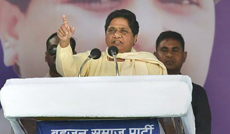 After dividing people, the BJP is now dividing deities on caste lines, said Mayawati | PTI