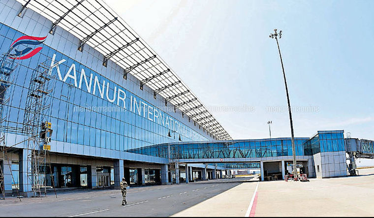 Kannur on aviation map as Kerala's new airport opens, first flight takes off