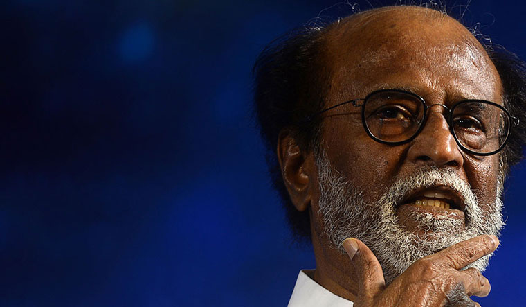 Won't be trapped by attempts to saffronise me: Rajinikanth denies joining BJP