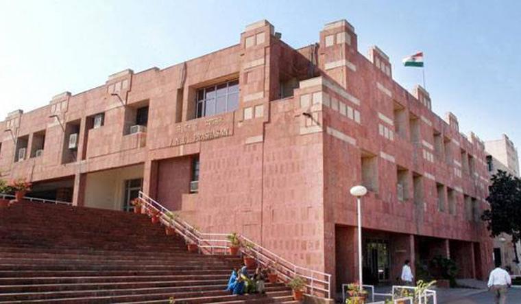 JNU building