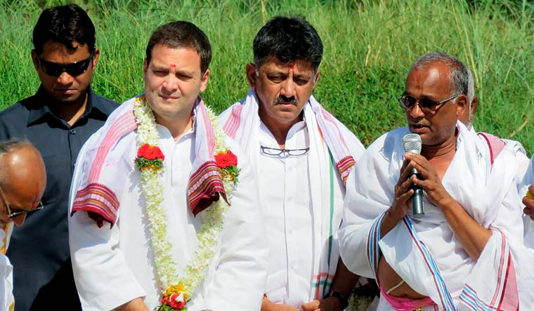 Modi an instrument of corruption: Rahul