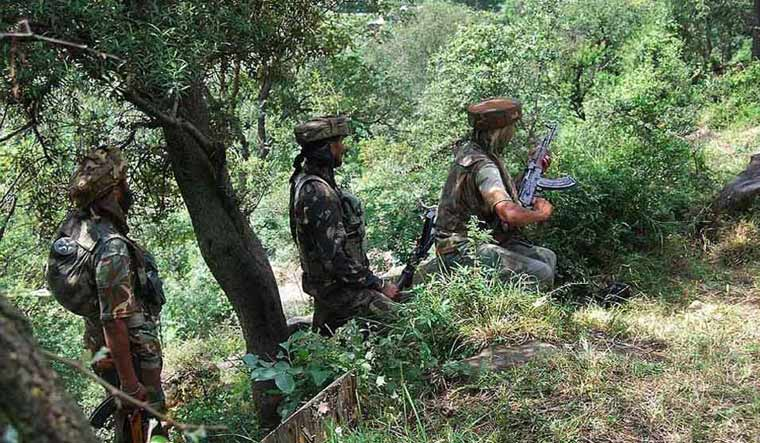 Militant killed in Kashmir's Bandipora encounter