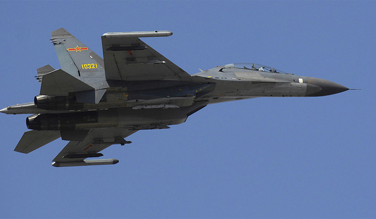 In largest incursion yet, China flies 28 planes near Taiwan