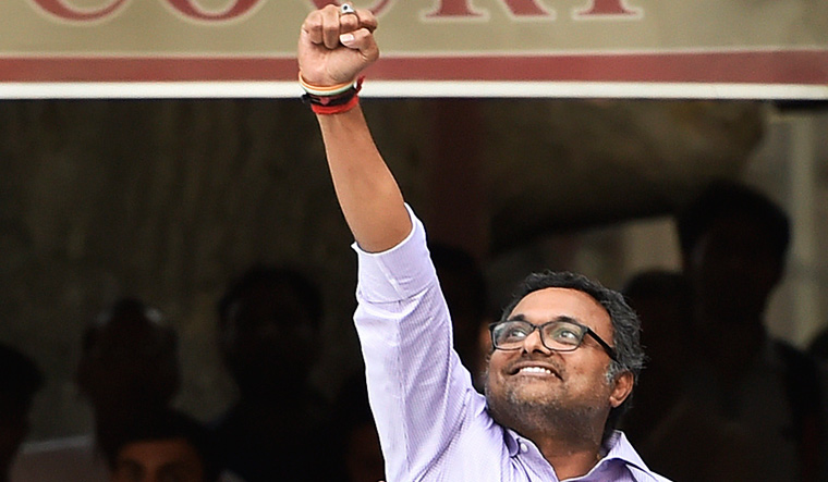 Karti Chidambaram Sent to Jail