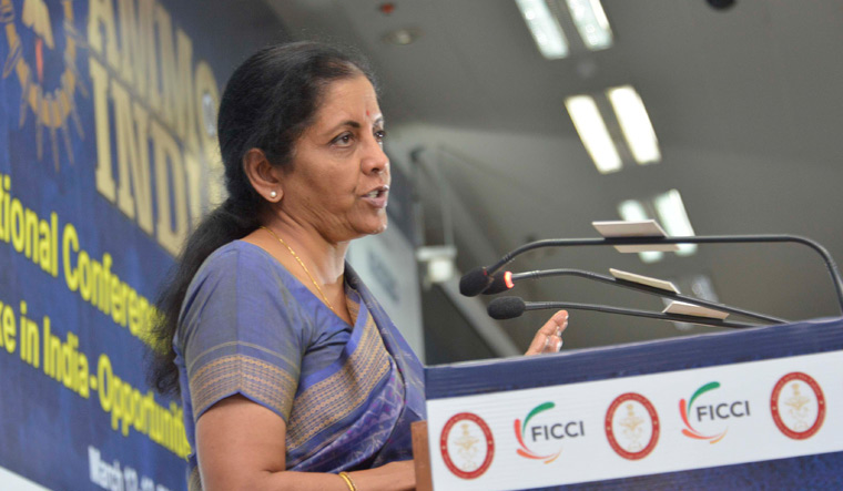 Defence Minister Nirmala to visit China in April